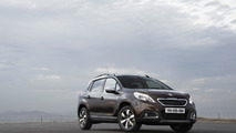 2013 Peugeot 2008 priced from 12,995 GBP
