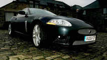 WCF Test Drive: Jaguar XKR