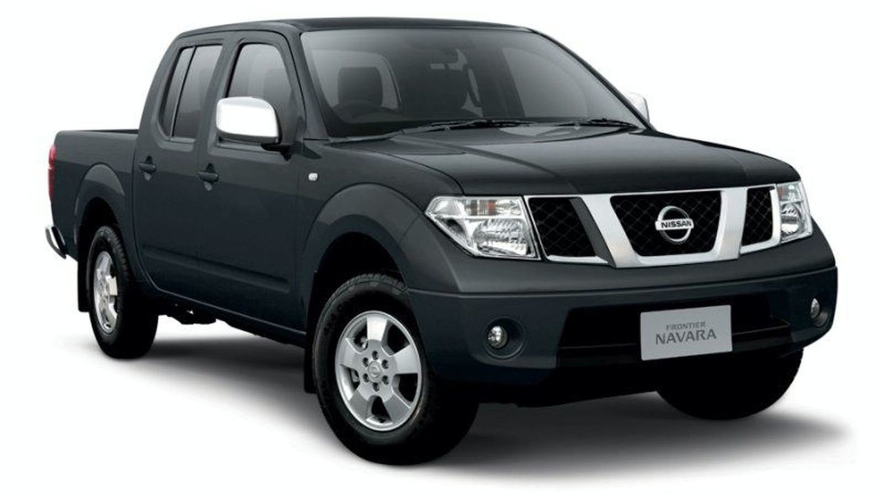 All-New Nissan Frontier Navara (TH)