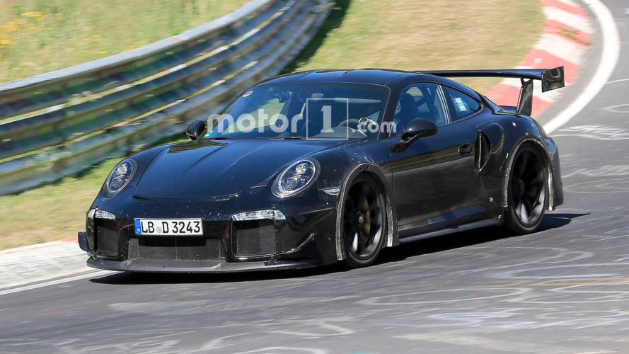Porsche 911 GT2 confirmed with PDK, no manual transmission