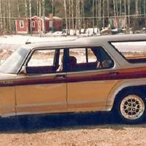 The Huge Saab 906 Turbo Sported Six Wheels