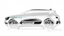 Qoros 2 SUV concept teased ahead of Shanghai debut