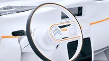 Citroen E-MEHARI concept restyled by Courreges