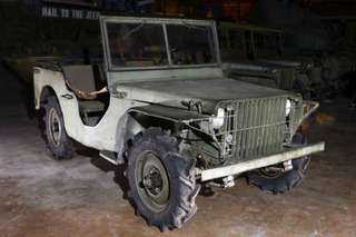 World's Oldest Jeep Added to National Historic Vehicle Register