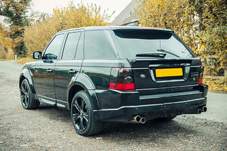 Yes, You Can Buy David Beckham's Range Rover Sport