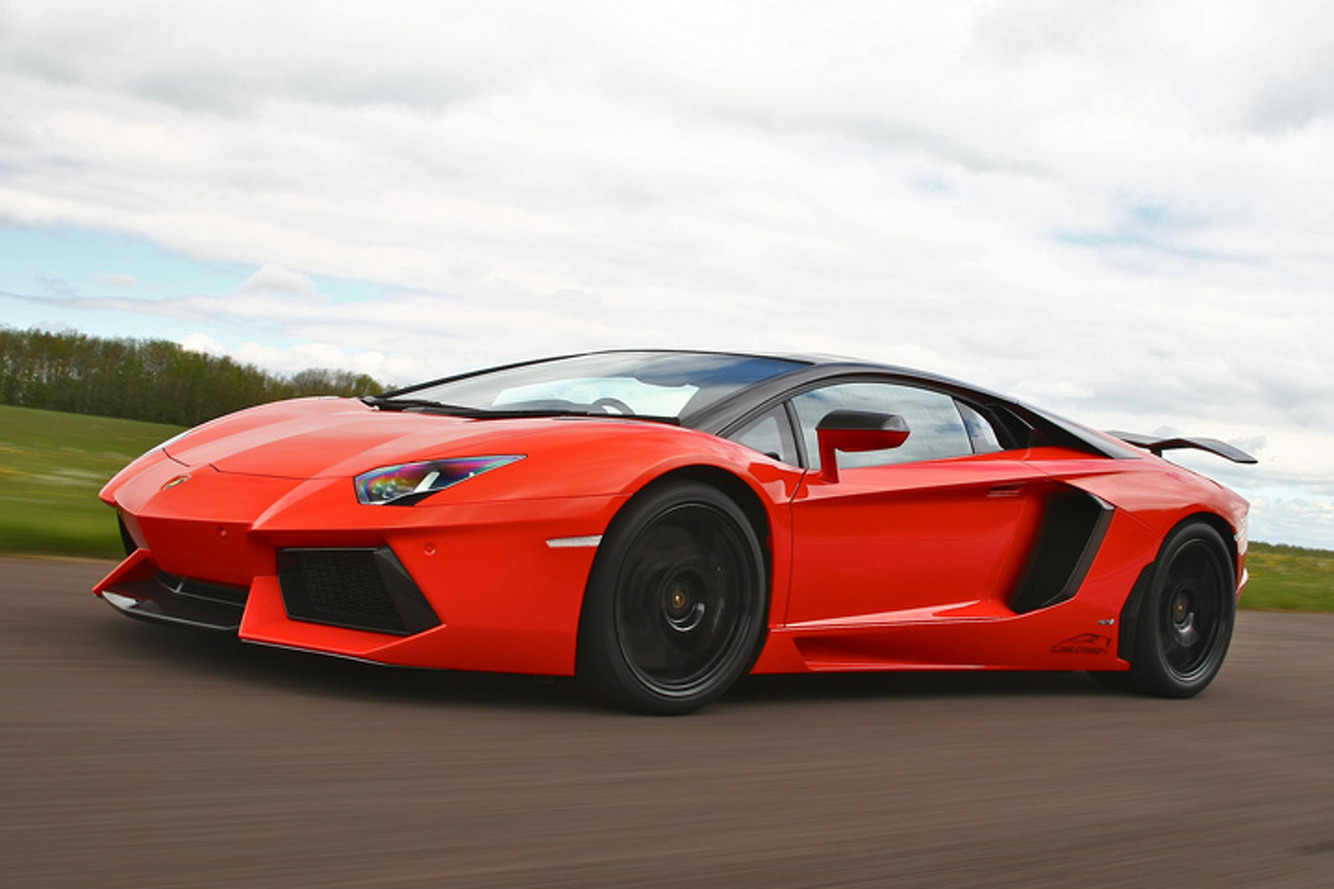 Rare 'Fast and Furious' Lamborghini Up for Sale