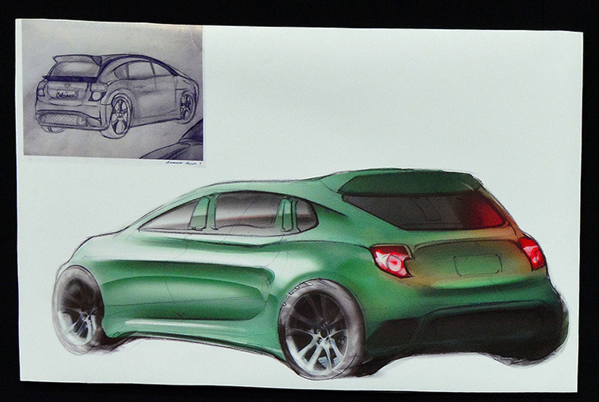 Hey Kids — Design a Dodge, Win a $60k Scholarship