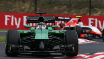 Kobayashi backs sweeping changes at Caterham