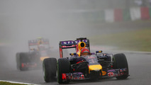 Red Bull denies departing Vettel now 'number 2'