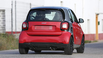 2015 Smart ForTwo Brabus spied virtually undisguised