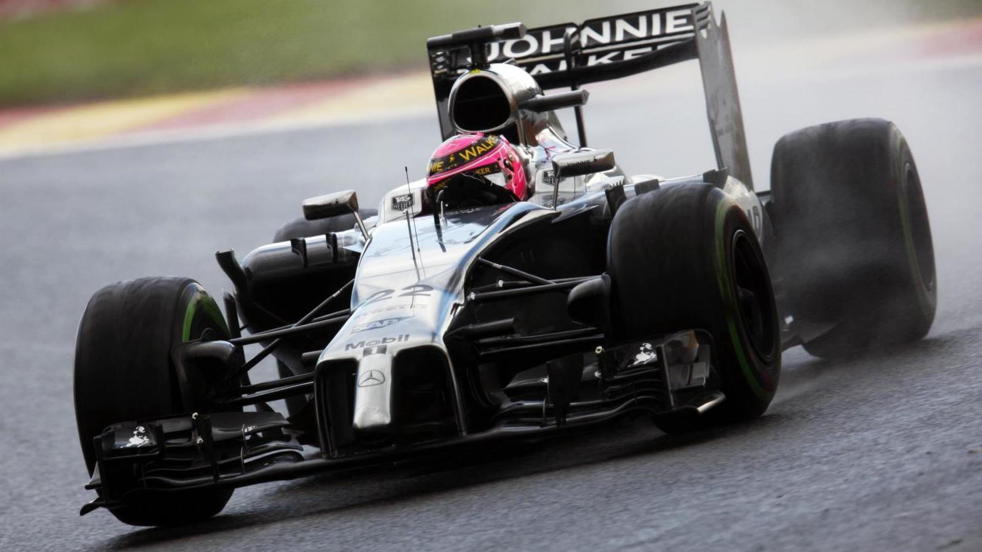 McLaren will end driver uncertainty within season