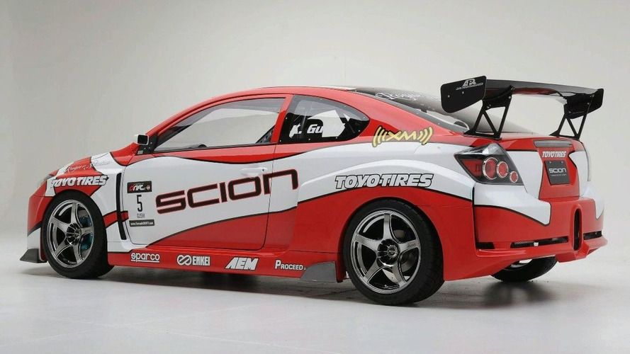 RS*R Scion tC to Enter Formula Drift
