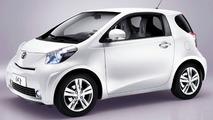 New Toyota iQ small car