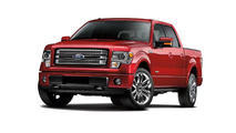 2013 Ford F-150 Limited redefined with... luxury?