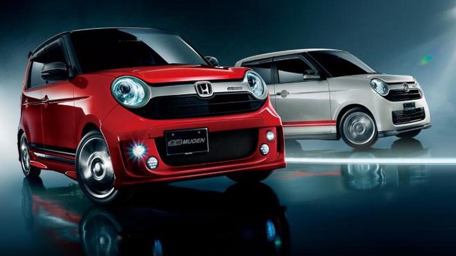 Honda N-ONE Mugen planned, no power upgrade