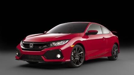2018 Honda Civic Si Torque Output Leaked