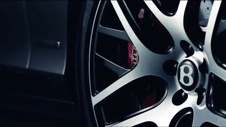 'The most extreme Bentley ever' teased
