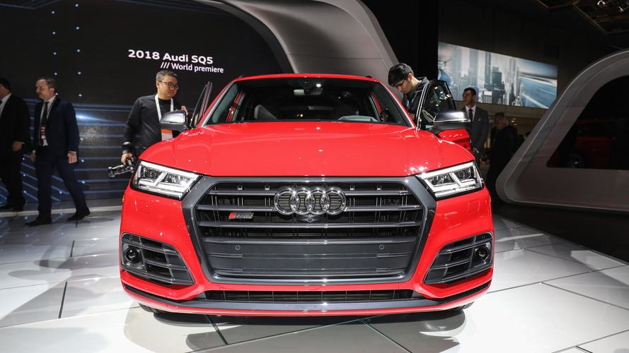 This 2018 Audi Sq5 Turbo Detroit. For more detail please visit source ...