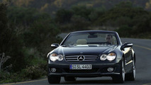 New Generation Mercedes SL 600