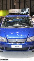 Revised Fiat IDEA in UK