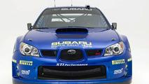 Subaru Impreza WRC 2006 Prototype