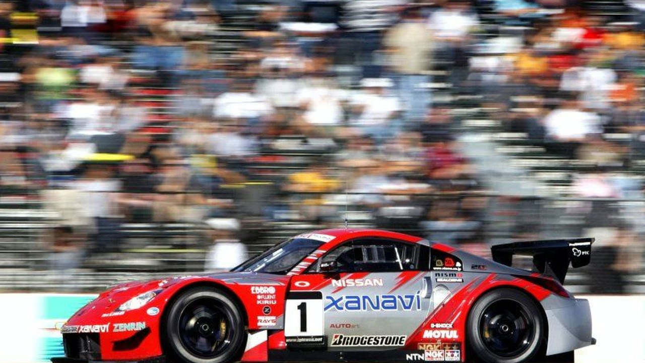Nissan 350Z GT500 Championship Winner 2004