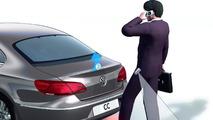 2012 Volkswagen CC facelift - easy open