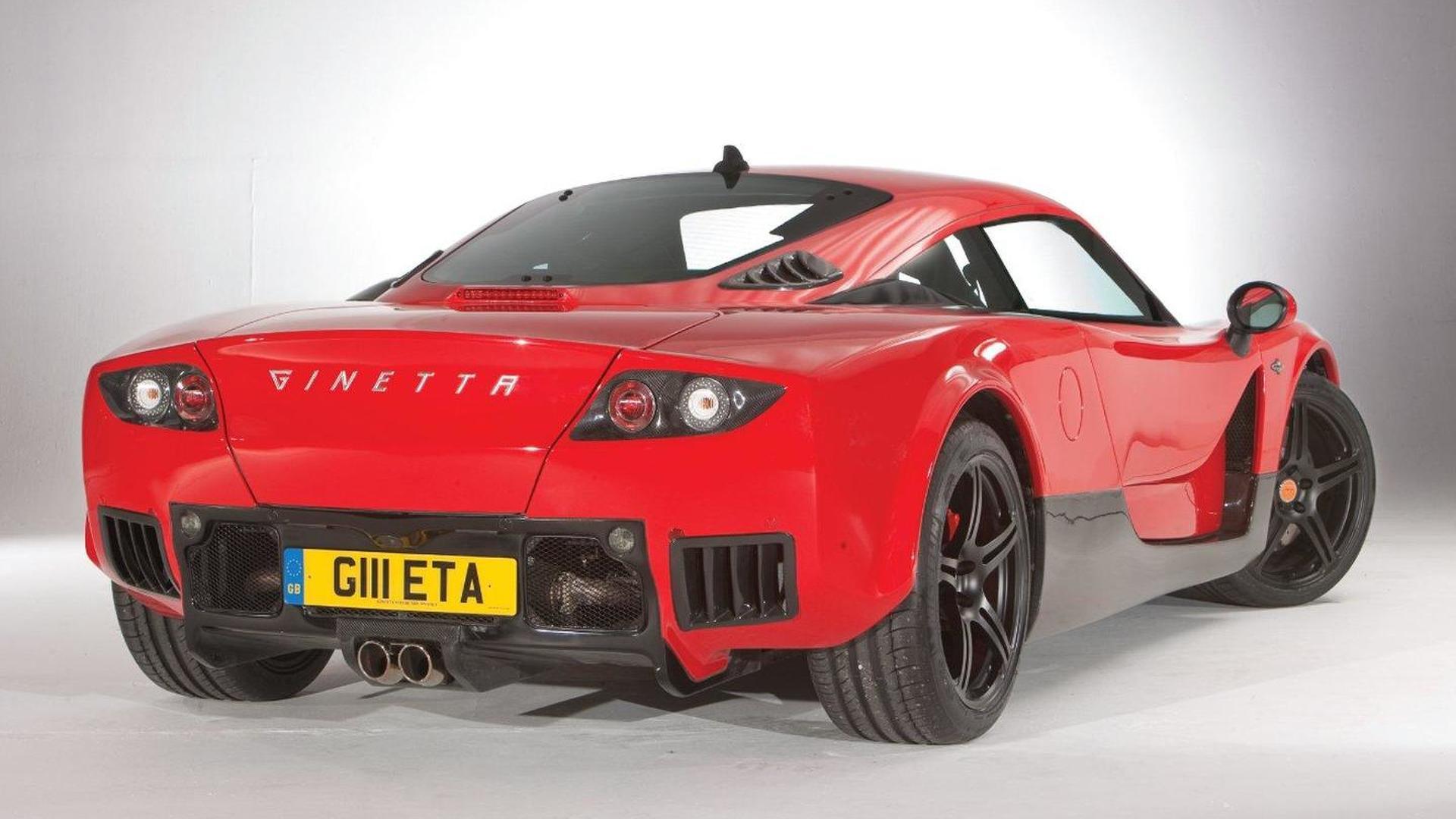 Ginetta G60 revealed