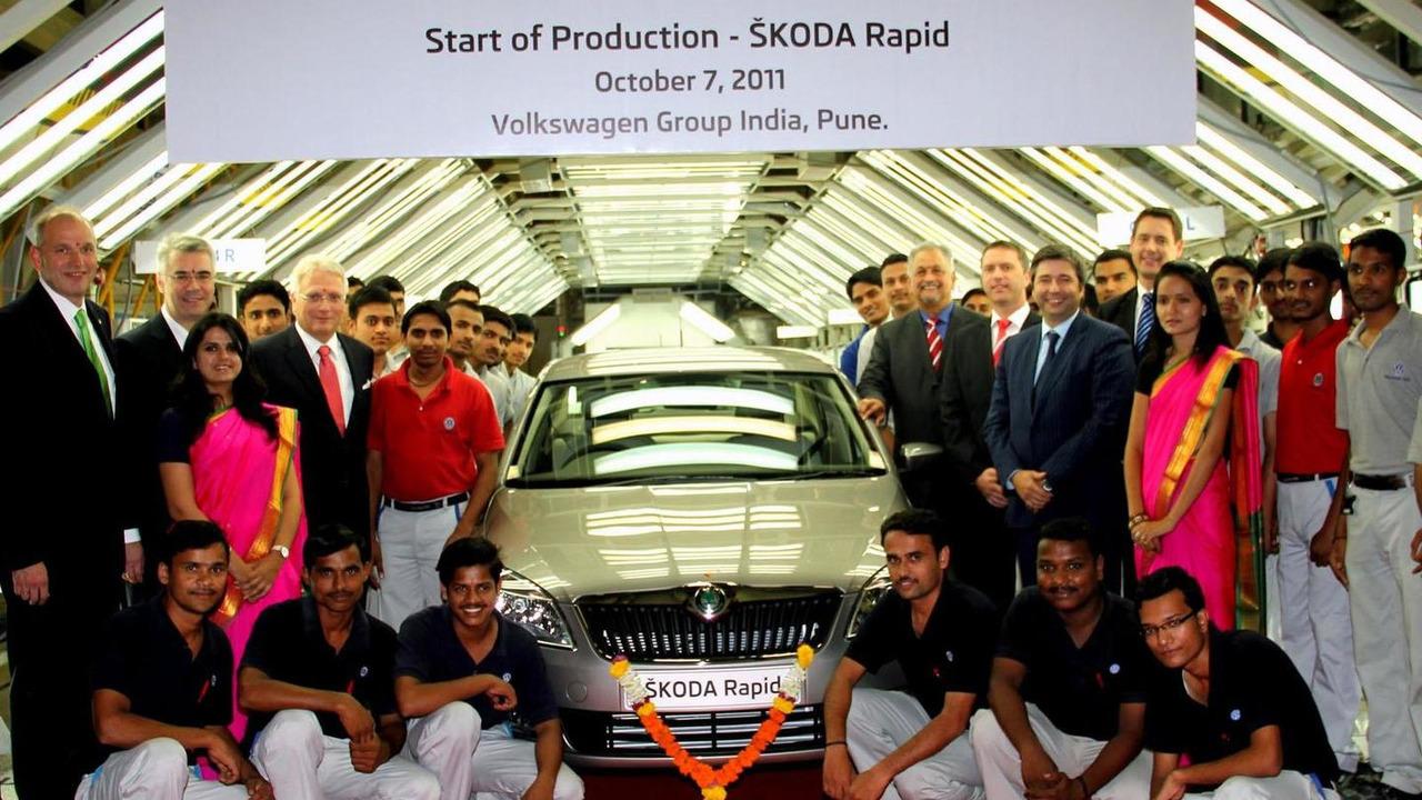 2012 Skoda Rapid - 11.10.2011