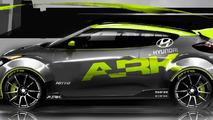 Hyundai Veloster by ARK Performance 30.09.2011