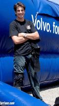 Stuntman Oliver Keller