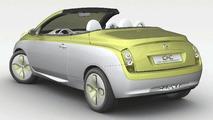 Nissan Micra Colour + Concept Show Car