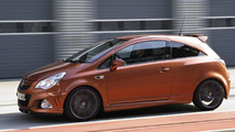 2012 Opel Corsa OPC Nürburgring Edition on the track [video]
