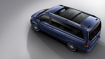 Mercedes V Class EXCLUSIVE adds more luxury