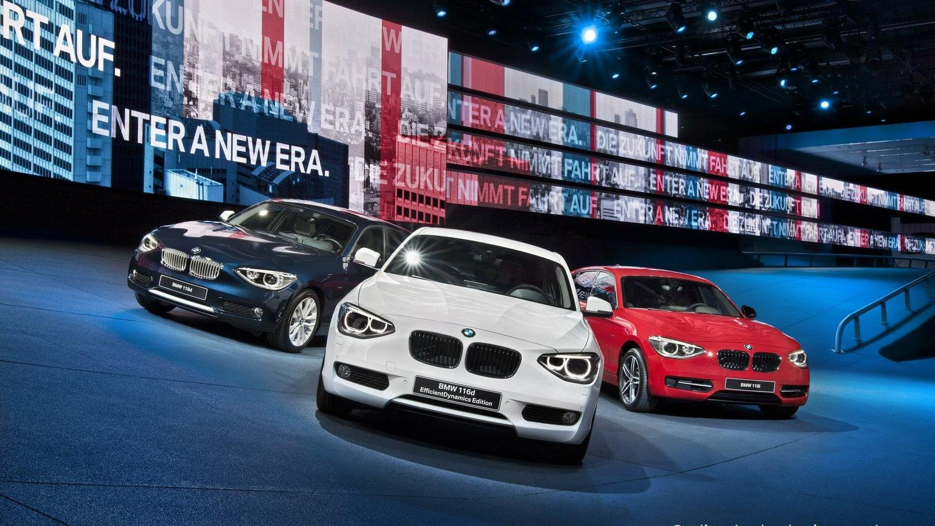 BMW previews its 2011 Frankfurt show