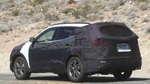 2013 Hyundai Santa Fe (ix45) spied 15.08.2011