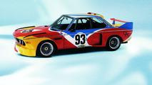 Alexander Calder (USA) 1975 BMW 3.0 CSL art car - 1600