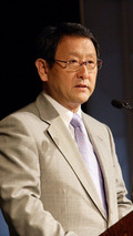 Toyota president to appear before Congress