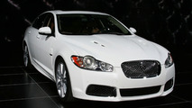 New Jaguar XF Supercharged model pumped up to 470hp