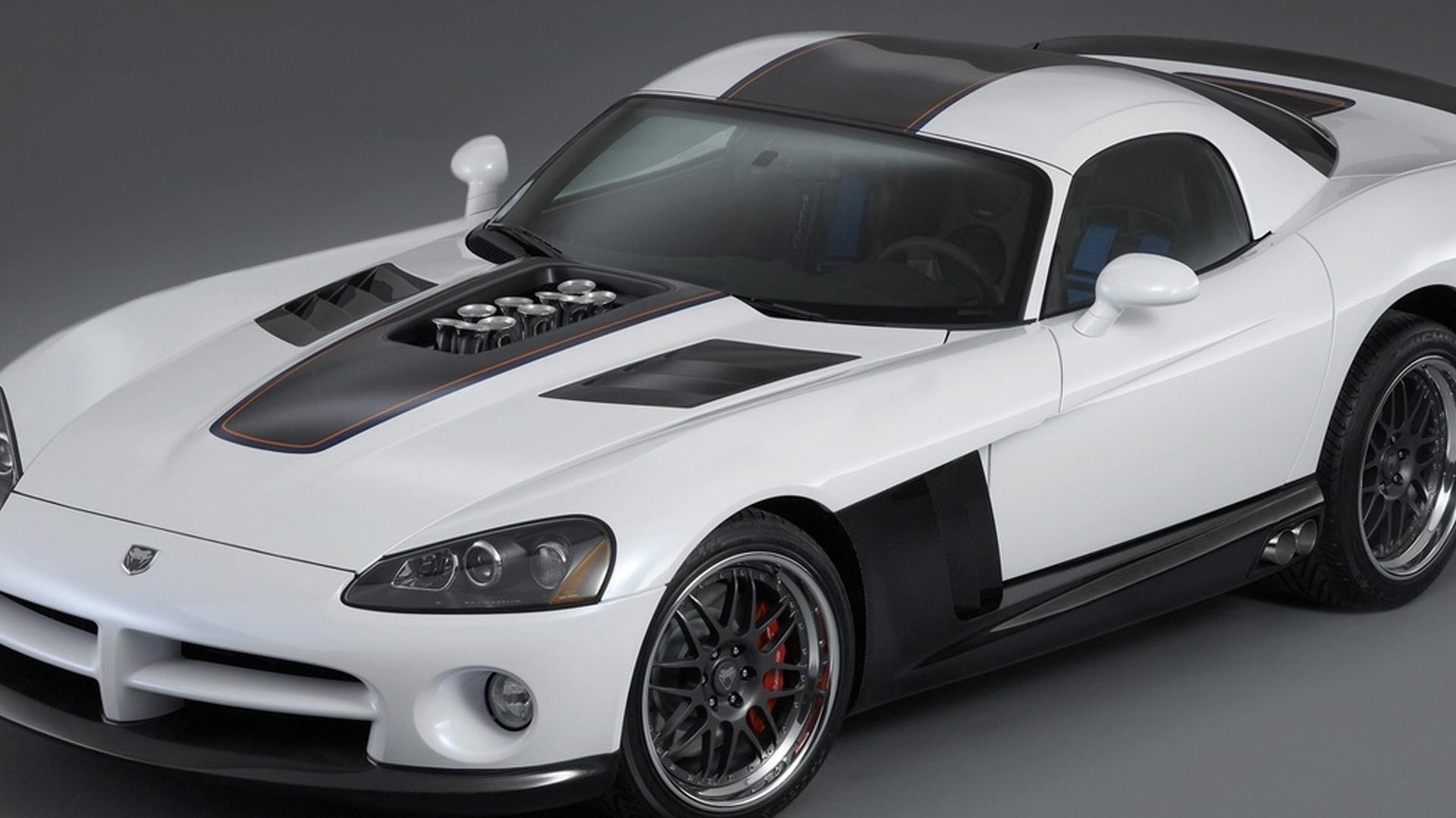 McLaren Tuned Dodge Viper Diamondback for Sale