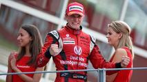 Hulkenberg becomes GP2 champion at Monza