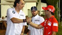 Silly season rumour hints at Massa/Kubica seat swap