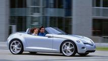 Mercedes-Benz considering SLA baby roadster to slot below SLK - report