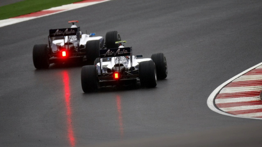 Four teams launch rear diffuser protests against Brawn, Williams and Toyota