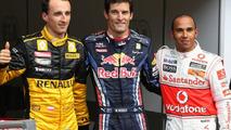 2010 Belgian Grand Prix QUALIFYING - RESULTS