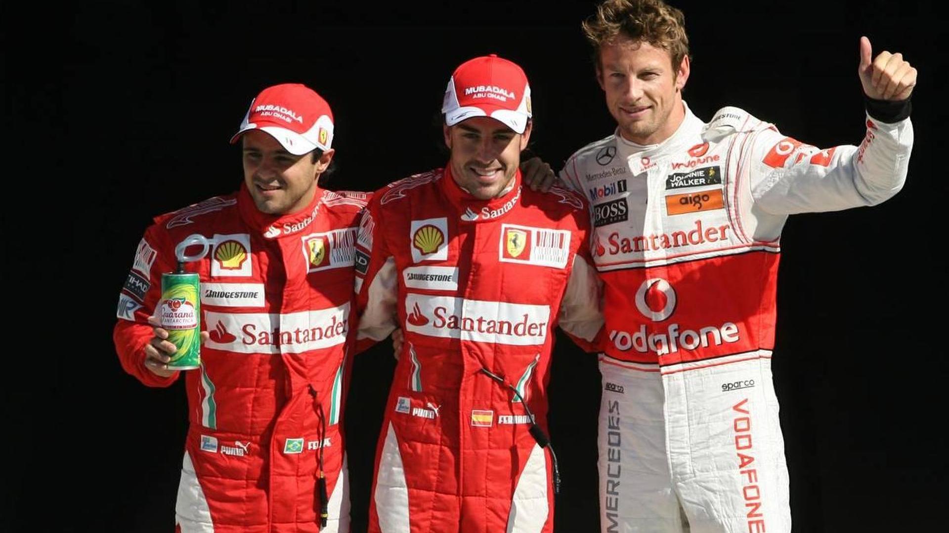 2010 Italian Grand Prix QUALIFYING - RESULTS