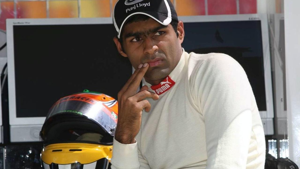 Karun Chandhok, Ocean Racing Technology - GP2 Championship 2009, Turkey, Saturday Race, 06.06.2009 Istanbul, Turkey