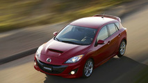 U.S. Spec Mazdaspeed3 Debuts in New York
