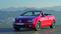 Volkswagen Golf Cabriolet gains new engines & updated technology