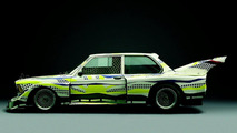 Roy Lichtenstein (USA) 1977 BMW 320I Group 5 Race Version art car